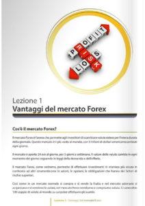 Il Trading sul Forex Vol. 1-03