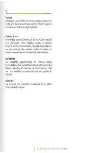 Il Trading sul Forex Vol. 1-60