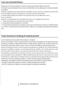 Materie Prime e Futures-9